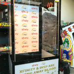 Money Booth ATM Machine Branded for Infinity rental event