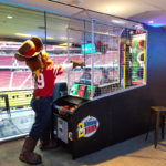 NFL 2 Minute Drill Sourdough Sam Levis Stadium rental Santa Clara California from Video Amusement