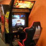 Crazy Taxi - Racing Simulators from SEGA-sitdown