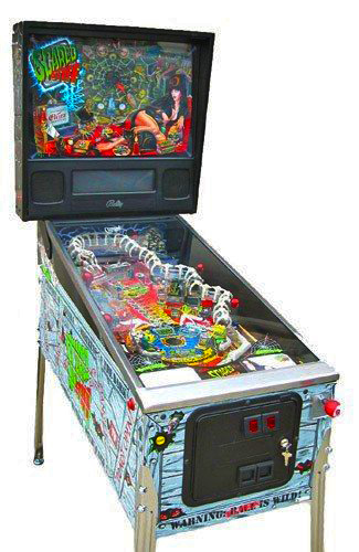Scared Stiff pinball - Classic Pinball Collection