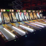 Skeeball Arcade Game Rental for UBER event San Francisco