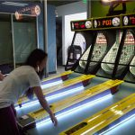 Skeeball 3 - Table Carnival Game