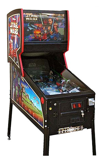 Star Wars Episode I pinball - Classic Pinball Collection