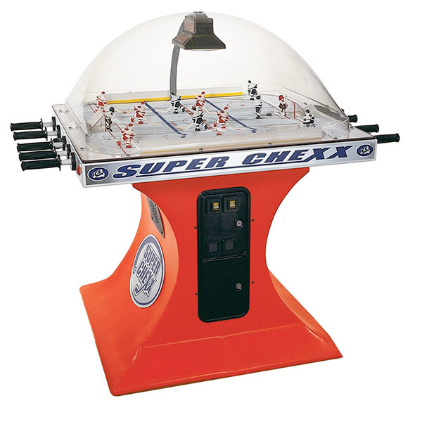 Super Chexx Bubble Hockey Rental San Francisco Video Amusement