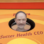 Take a Whack at Sutter Health CEO rented to Las Vegas Convention Center Event from Video Amusement