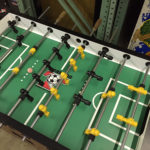 Tornado commercial foosball table rental San Francisco California from Video Amusement