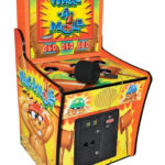 Whac a Mole Arcade Game Original Carnival cabinet found in FECs and Game rooms