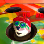 Whac a Mole arcade game for rent with Original Mole Head from Video Amusement