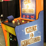Whack a Mythbuster Customized Game for Food Fables TV Episode from Video Amusement