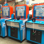 Whack a Snack Custom Branded Classic Arcade Game Rental from Video Amusement