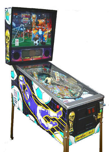 World Cup Soccer pinball - Classic Pinball Collection