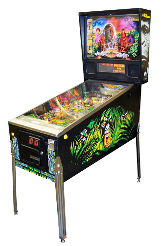 Congo pinball - Classic Pinball Collection