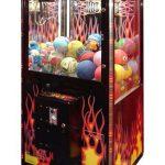 Crane Claw Machine - Hot Stuff - Carnival Games