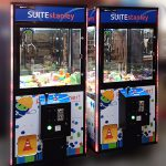 Customized Crane Claw Machine we can do it all by Video Amusement