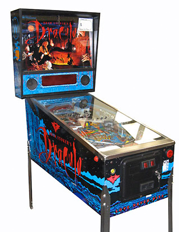 Dracula Pinball - Classic Pinball Collection