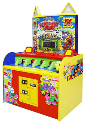 Funky Gator Arcade - Table/ Carnival Games