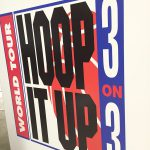Hoop it Up 3 on3 basketball arcade game