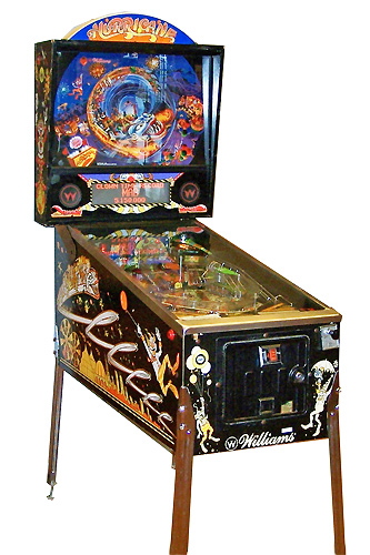 Hurricane pinball - Classic Pinball Collection