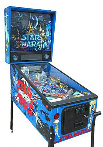 Star Wars pinball - Classic Pinball Collection