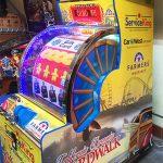 Custom Dino Wheel Game