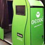 Geode Custom Photo Booth
