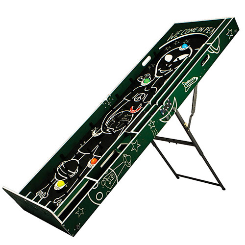 Alien pinball carnival game rental San Francisco from Video Amusement