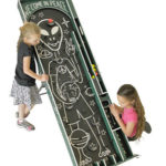 Alien pinball carnival game rental great for kids outdoor parties