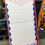 Carnival Plinko Game Board Price is right rental from Video Amusement