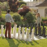 Giant Mega Chess - outdoor games