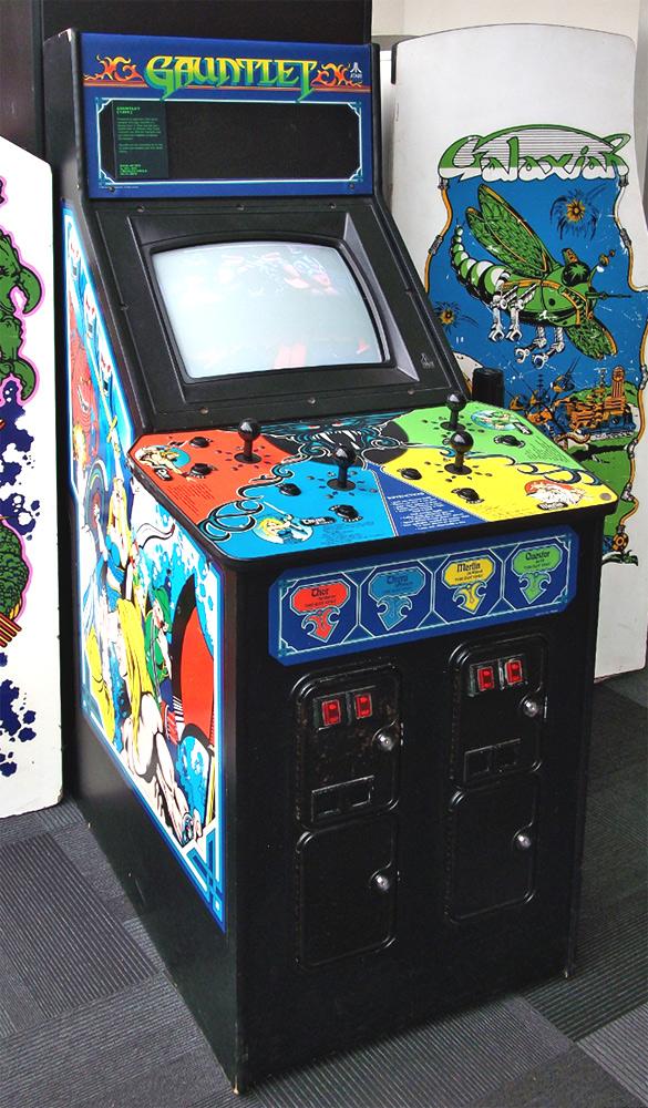 Gauntlet Dark Legacy - Arcade games, Racing simulators, Photo ...