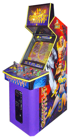 Gauntlet Legend Atari Arcade Game rental from Video Amusement
