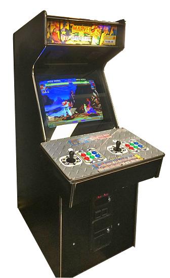 Marvel Vs Capcom Arcade Games Racing Simulators Photo