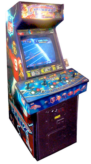 NFL Blitz 2000 Arcade Game rental