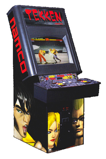 Tekken 5 Namco - Fighting Game for rent