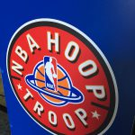 NBA Troop Hoops basketball game for the youngest players.