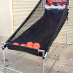 1 on 1 hoops interactive basketball game for fun rental event Las Vegas available from Video Amusement