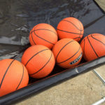 one on one basketball game with balls rental from Video Amusement