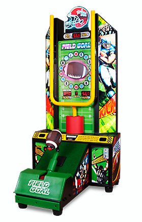 Field Goal Arcade game for rent from Andamiro