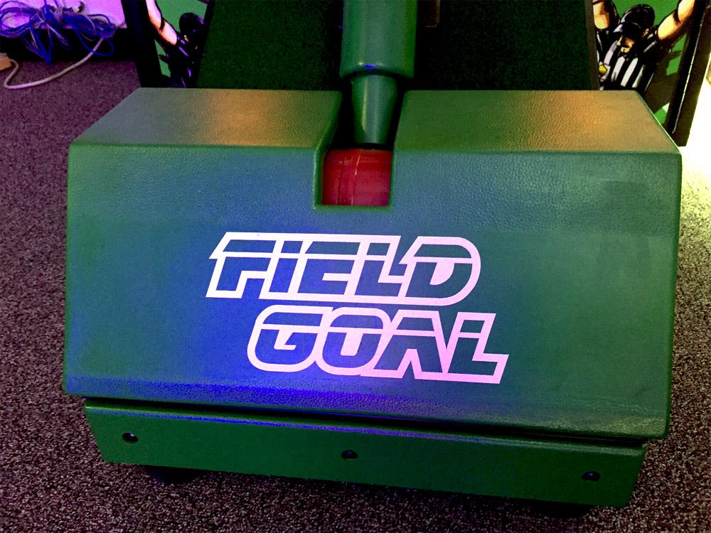 Field Goal - Arcade games, Racing simulators, Pinball Game