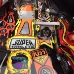 Kiss PRO pinball machine ramp