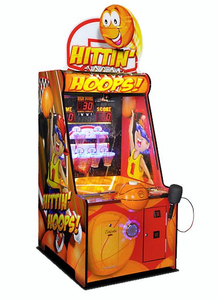 Hitting Hoops is a new game from Bob Space Racer with basketball themed play.