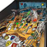Detailed image of PRO version playfield