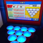 Sink It Arcade Game tournament Rental from Video Amusement