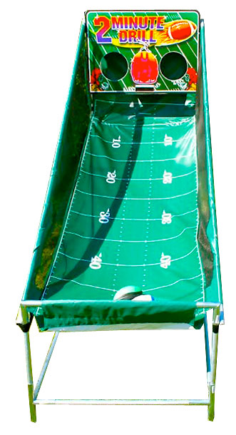 2 Minute Drill Football Game Video Amusement Rental