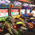 MotoGp Motorcycle Racing simulator Video Game Rental San Francisco Bay Area from Video Amusement