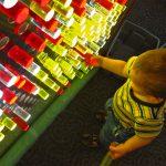 Illumination Station colorful pegs