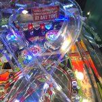 Full throttle highway pinball UK company pinball maker