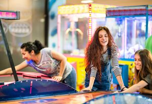 exciting arcade games rental video amusement