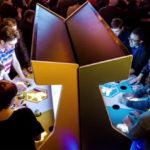 Killer Queen 10 player Arcade Strategy Game Rental Video Amusement