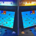 Killer Queen Competitive Team Arcade Game for rent San Jose California